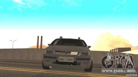 Fiat Idea HLX for GTA San Andreas back left view