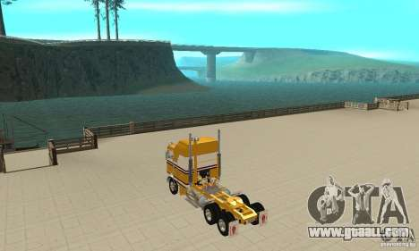 Kenworth K100C Aerodyne for GTA San Andreas