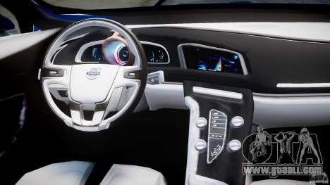 Volvo S60 Concept for GTA 4 right view