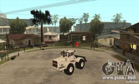 Kirovets K701 Tractor Hauler for GTA San Andreas