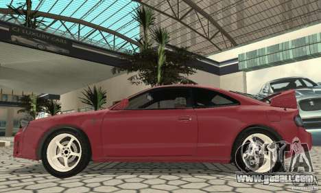 Toyota Celica GT-Four v1.1  1994 for GTA San Andreas right view