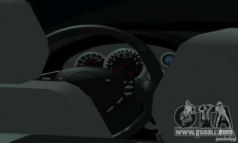 Lada Priora 2012 for GTA San Andreas upper view