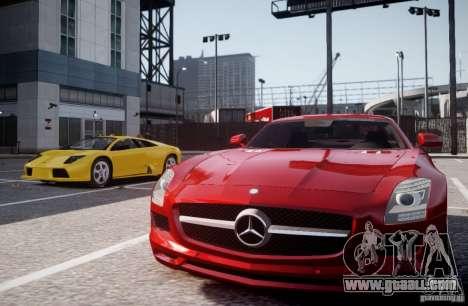 Youxiang Mixed ENB v 2.1 for GTA 4 second screenshot