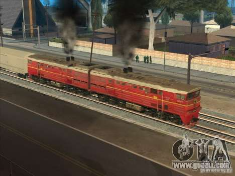 2te10v-4833 for GTA San Andreas back view