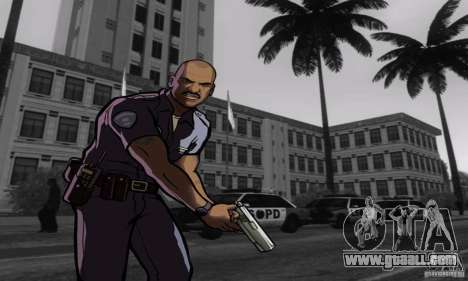 Loadscreens in GTA-IV Style for GTA San Andreas sixth screenshot