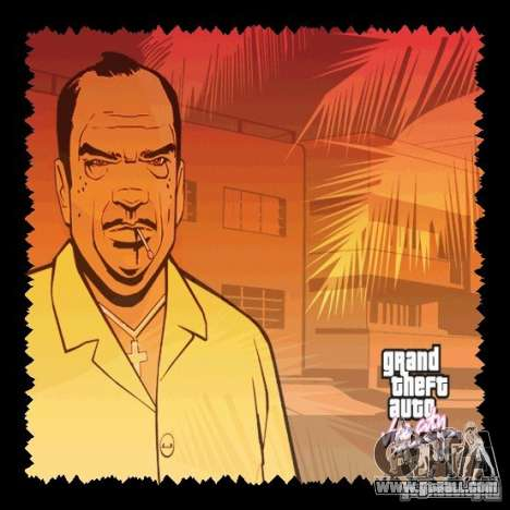 The New Boot Screen HD for GTA Vice City second screenshot