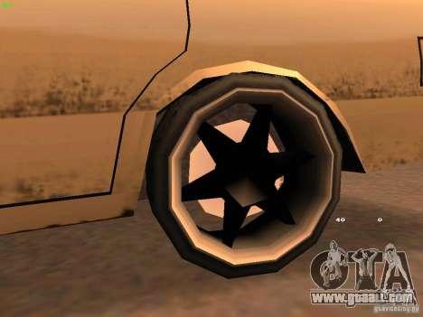 New Perennial for GTA San Andreas back view