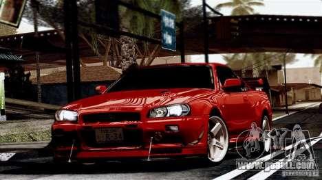 ENB By Wondo for GTA San Andreas eighth screenshot