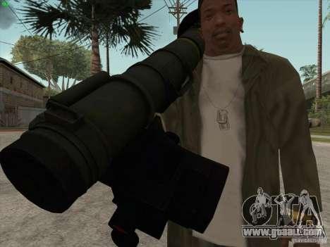 Javelin for GTA San Andreas forth screenshot