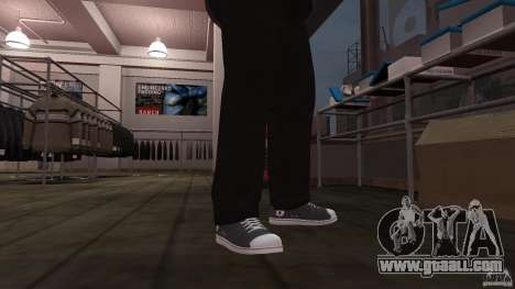 Converse Allstars for GTA 4