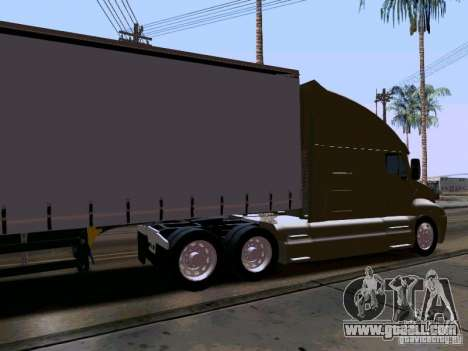 Kenworth T2000 v.2 for GTA San Andreas right view