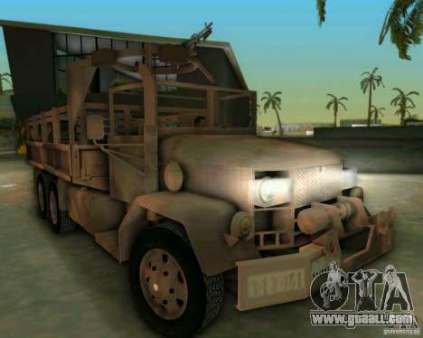 M352A for GTA Vice City left view