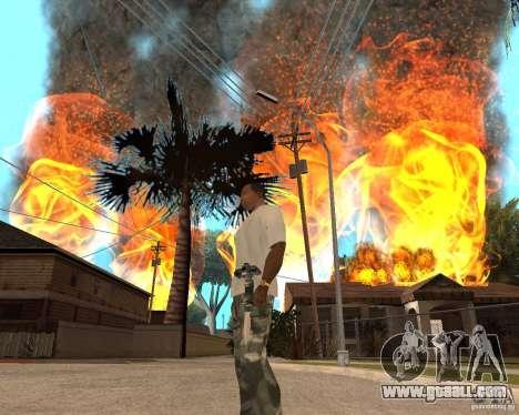 Tornado for GTA San Andreas fifth screenshot