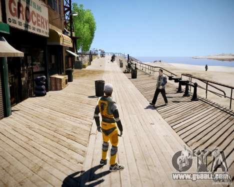 Morgan Freeman for GTA 4 third screenshot