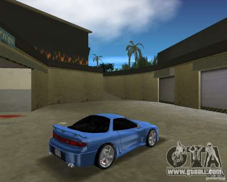 Mitsubishi 3000 GT 1993 for GTA Vice City right view