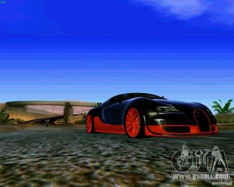 ENBSeries by S.T.A.L.K.E.R for GTA San Andreas forth screenshot