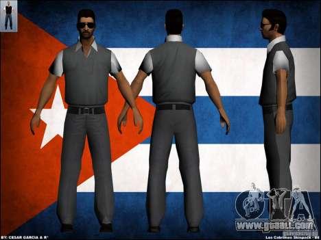 Guard for GTA San Andreas