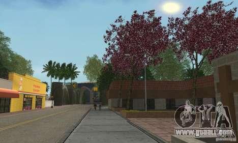 Green Piece v1.0 for GTA San Andreas fifth screenshot