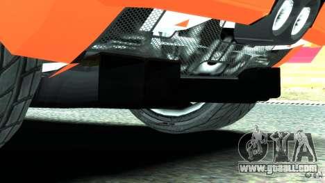 Ford GT 2006 v1.0 for GTA 4 bottom view
