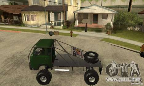 Avia A31 Trucktrial for GTA San Andreas left view
