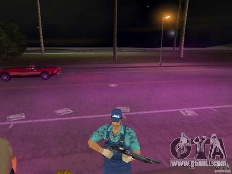 Pak Domestic Weapons for GTA Vice City third screenshot