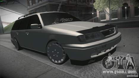Volkswagen Passat B4 for GTA San Andreas back view