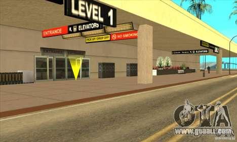Flights in Liberty City for GTA San Andreas seventh screenshot