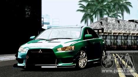 ENB By Wondo for GTA San Andreas third screenshot