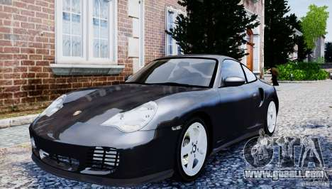 Porsche 911 Turbo S for GTA 4