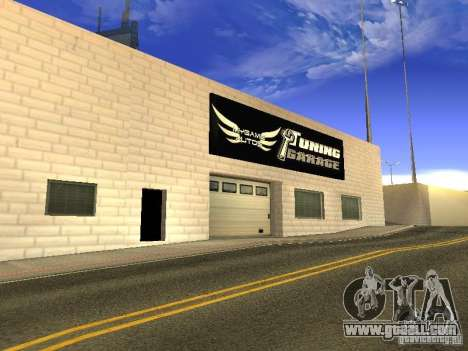 [HD] Network Of Garages MyGame Autos for GTA San Andreas sixth screenshot