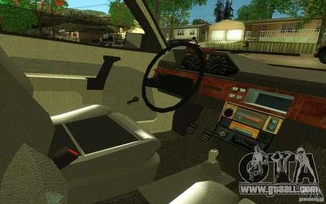 2141 AZLK v2.0 for GTA San Andreas back view