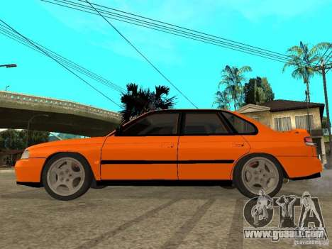 Subaru Legacy 250T 1997 for GTA San Andreas left view