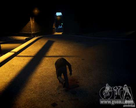 Collision Mod for GTA 4 fifth screenshot