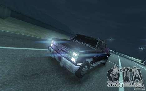 Chevrolet Silverado for GTA 4 left view