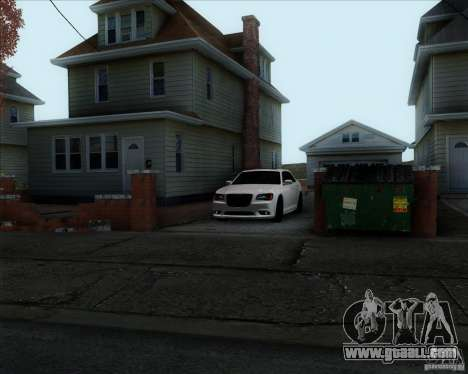 Chrysler 300 SRT-8 Final 2011 for GTA San Andreas left view