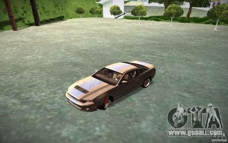 ENB Black Edition for GTA San Andreas ninth screenshot