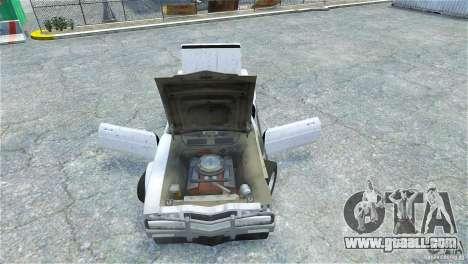 Jupiter Eagleray MK5 v.2 for GTA 4 right view
