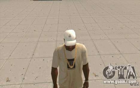 Kappa Cap for GTA San Andreas second screenshot