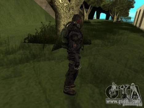 Member considers it in costume for GTA San Andreas forth screenshot