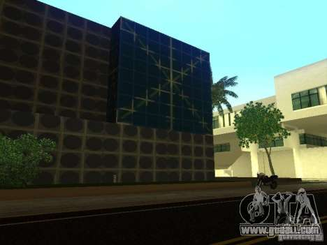 New building in LS for GTA San Andreas forth screenshot
