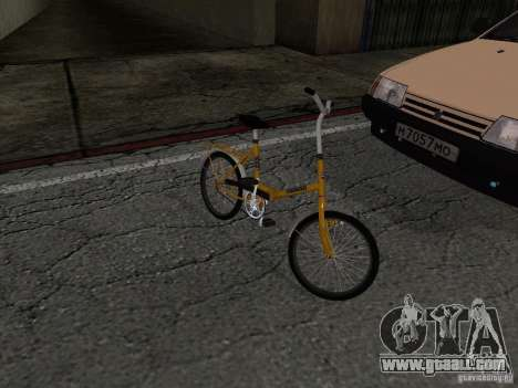 Romet Wigry 3 for GTA San Andreas