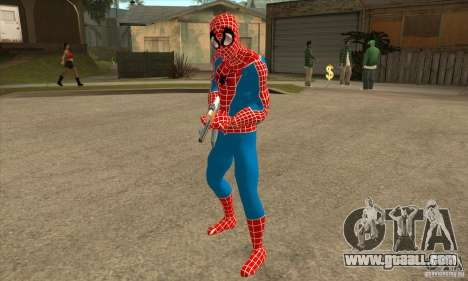 Spider Man From Movie for GTA San Andreas third screenshot