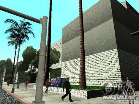 All Saints hospital for GTA San Andreas sixth screenshot