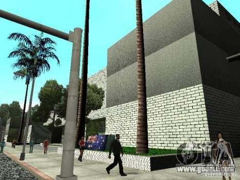 All Saints hospital for GTA San Andreas sixth screenshot