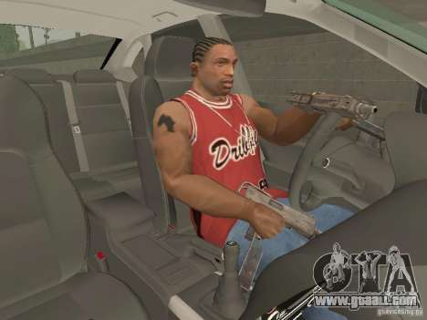 Handbrake for GTA San Andreas second screenshot