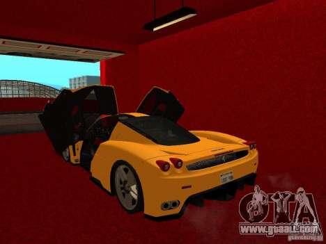 New Ferrari Showroom in San Fierro for GTA San Andreas twelth screenshot