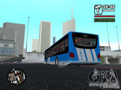 Design-X4-Dreamer for GTA San Andreas back left view