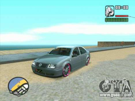 VW Bora Tuned for GTA San Andreas
