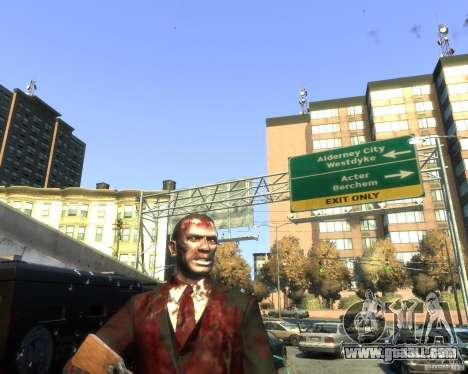 Blood Tweak 1.0 for GTA 4 seventh screenshot
