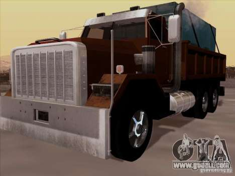 New Flatbed for GTA San Andreas